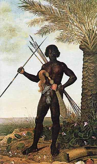 Albert Eckhout - Homem Africano