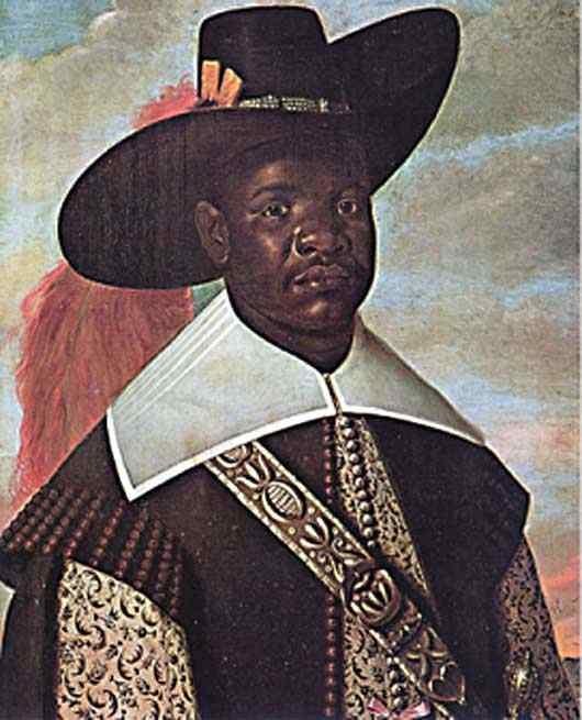 Albert Eckhout - Dom Miguel de Castro, enviado do Reino do Congo