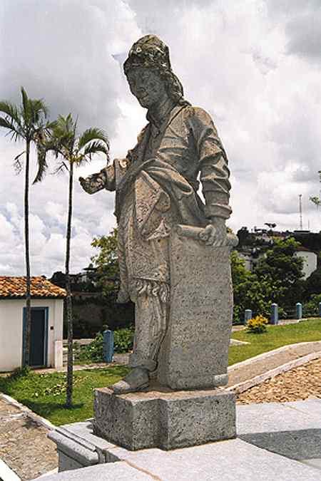 Antônio Francisco Lisboa Aleijadinho - Profeta Amós
