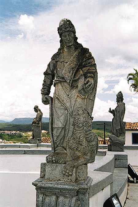 Antônio Francisco Lisboa Aleijadinho - Profeta Daniel