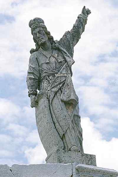 Antônio Francisco Lisboa Aleijadinho - Profeta Habacuc