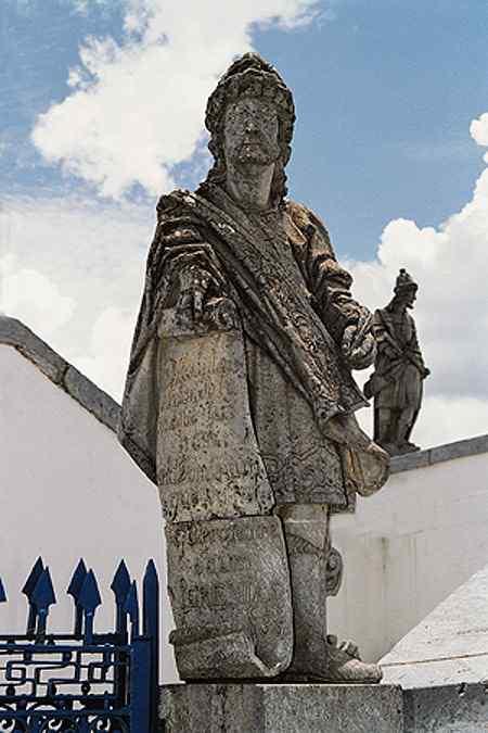 Antônio Francisco Lisboa Aleijadinho - Profeta Jeremias