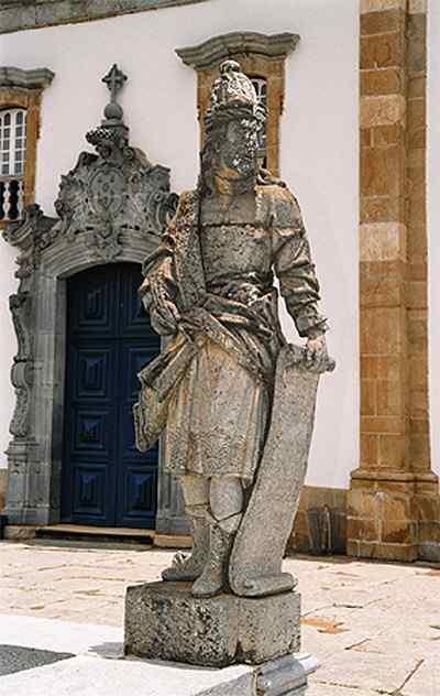 Antônio Francisco Lisboa Aleijadinho - Profeta Joel