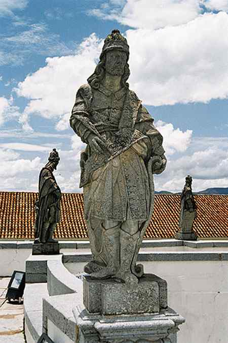 Antônio Francisco Lisboa Aleijadinho - Profeta Oséias