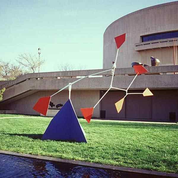 Alexander Calder - Seis pontos sobre a montanha