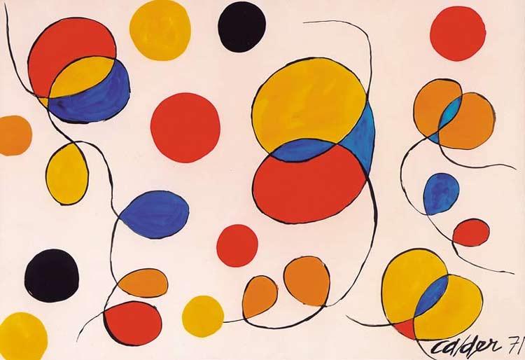 Alexander Calder - Sem título