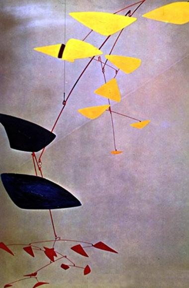 Alexander Calder - O vôo das gaivotas