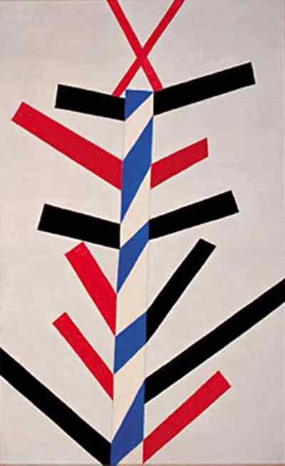 Alfredo Volpi - Abstrato