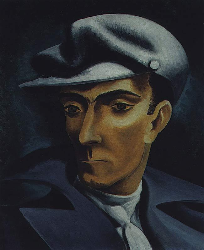 José Sobral de Almada Negreiros - Auto-retrato