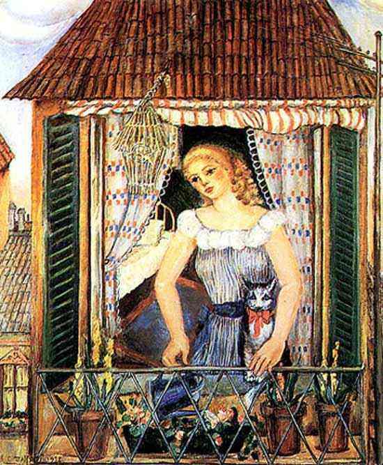 Anita Malfatti (Anita Catarina Malfatti) - Chanson de Montmartre