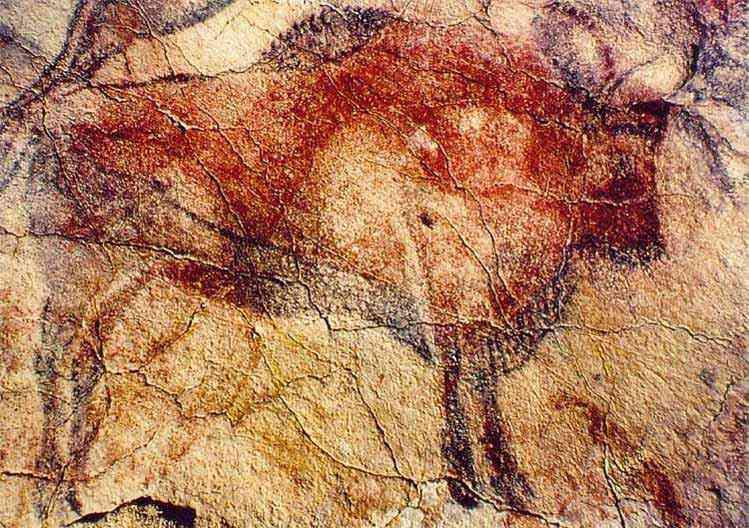 Arte pré-histórica - Pintura Rupestrre