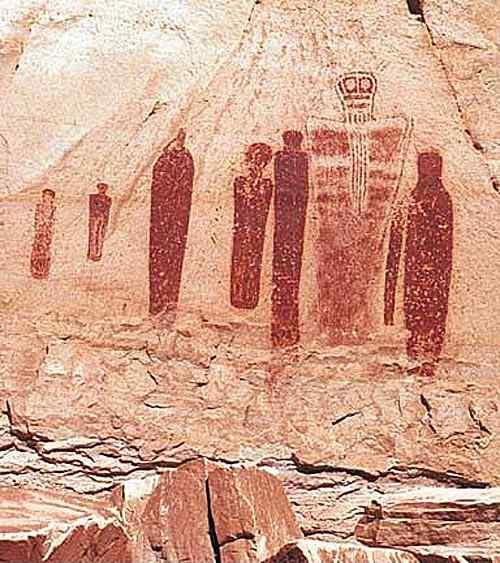 Arte pré-histórica - Pintura rupestre