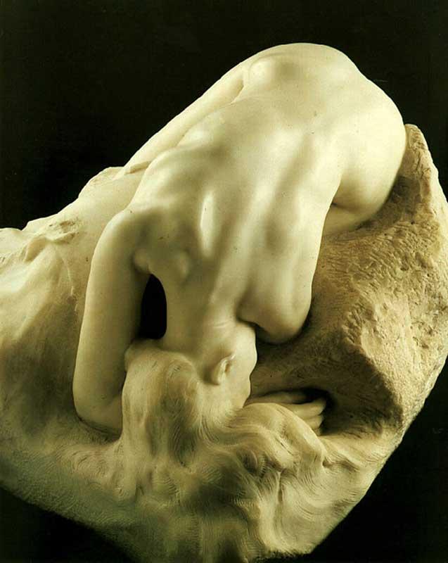 Auguste (François-Auguste-René Rodin) Rodin - Danaid