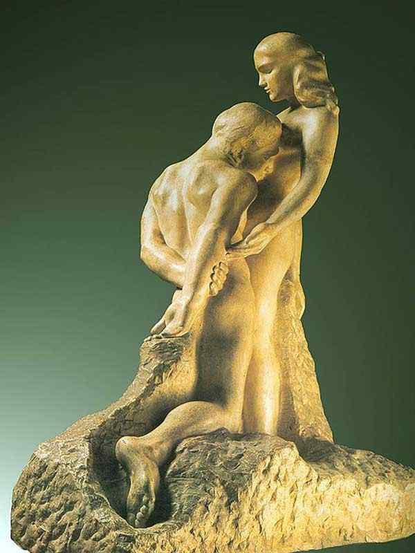 Auguste (François-Auguste-René Rodin) Rodin - Ídolo eterno
