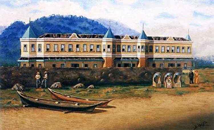 Benedito Calixto - Hotel Internacional