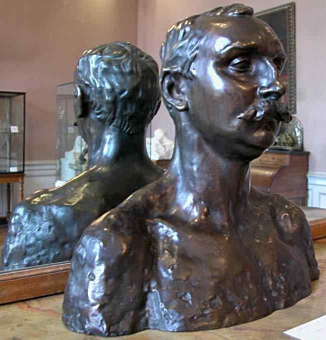 Camille Claudel - Paul Claudel à idade de 37 anos