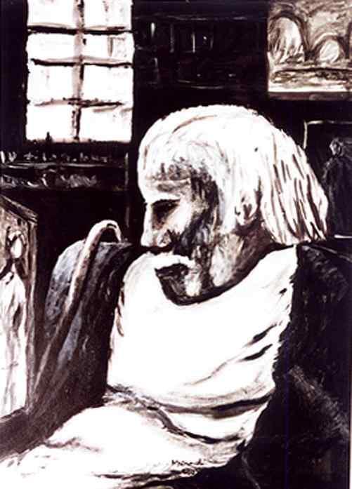 Carlos Meinardi - O retrato de Cícero Dias