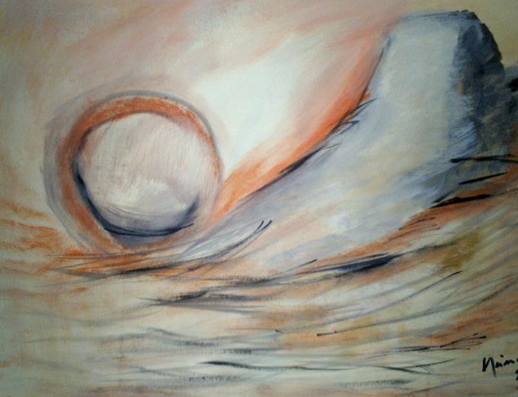 Carlos Meinardi - Paisagem abstrata