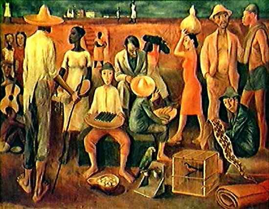 Hector Julio Páride Bernabó Carybé - Bahia