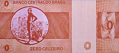 Cildo Meireles - Zero Cruzeiro