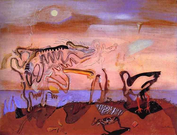 Salvador Dali - A vaca espectral