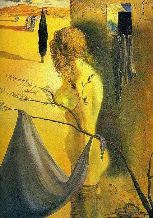 Salvador Dali - O sinal da angústia