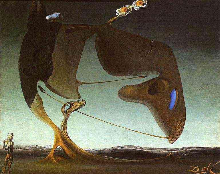 Salvador Dali - Arquitetura surrealista