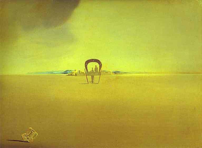 Salvador Dali - A carroça fantasma