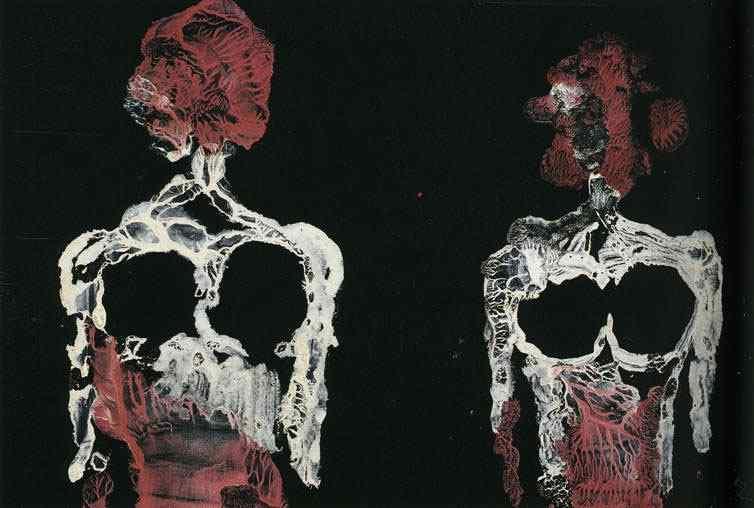 Salvador Dali - Duas figuras