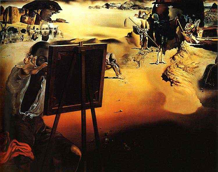 Salvador Dali - Impressões da África