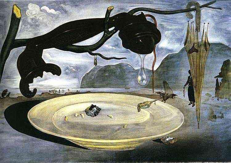 Salvador Dali - O enigma de Hitler