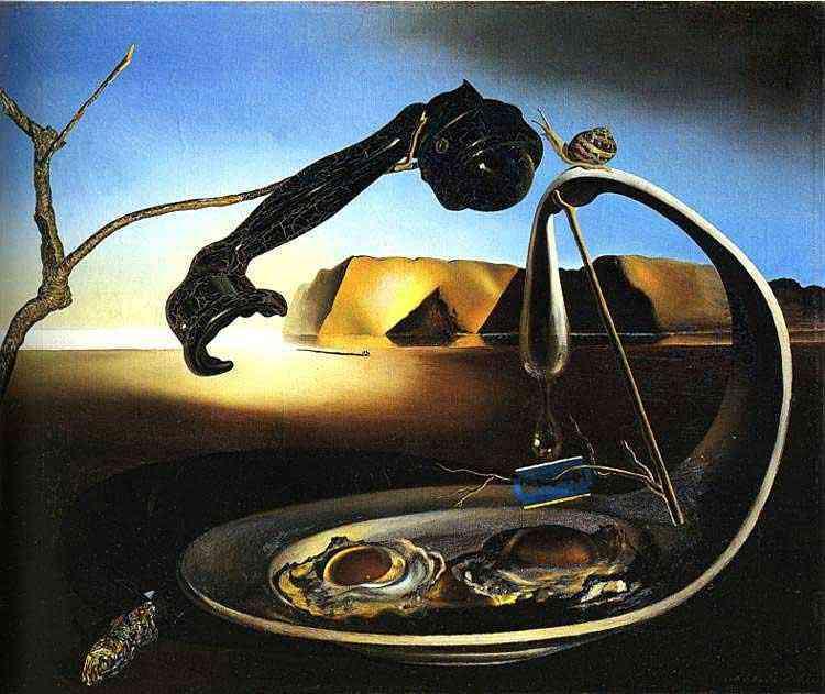 Salvador Dali - O momento sublime
