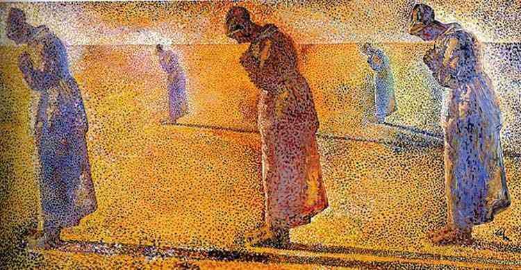 Salvador Dali - Alvorecer, meio-dia, pôr-do-sol e crepúsculo