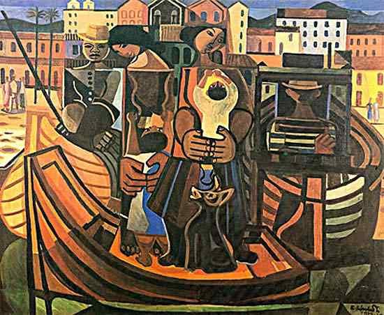 Diego Rivera (Diego María de la Concepción Juan Nepomuceno Estanislao de la Rivera) - Cais