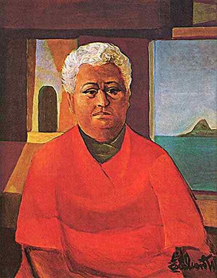 Diego Rivera (Diego María de la Concepción Juan Nepomuceno Estanislao de la Rivera) - Auto-retrato