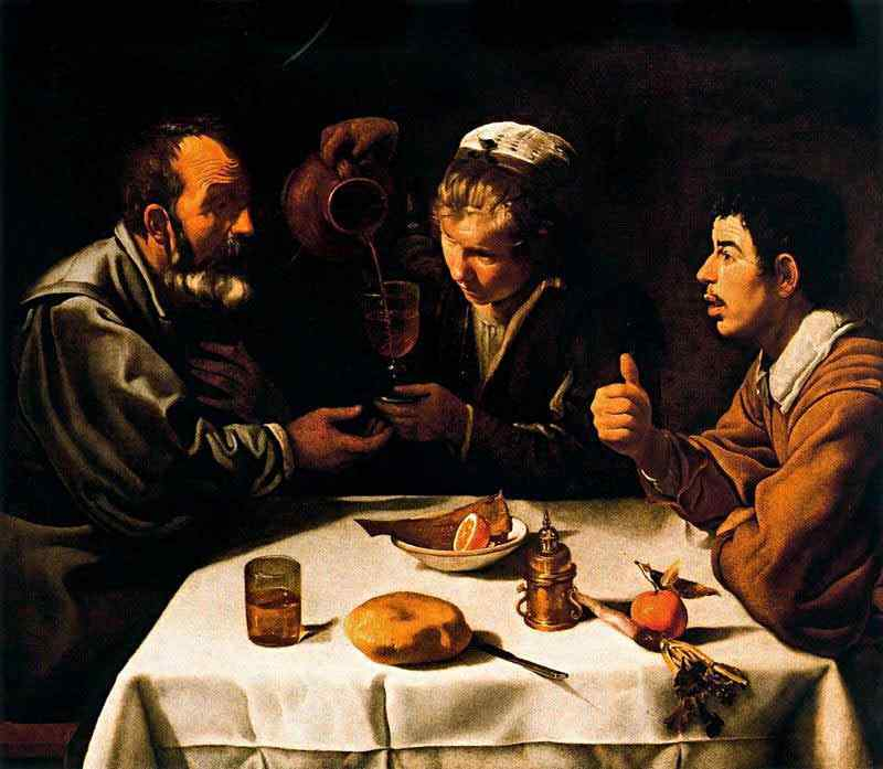 Dileusa Dinis Rodrigues Dila - Camponeses na mesa