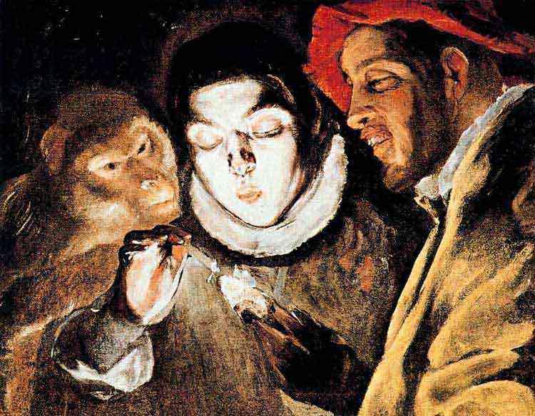 Domenikos Theotokópoulos El Greco - Fábula