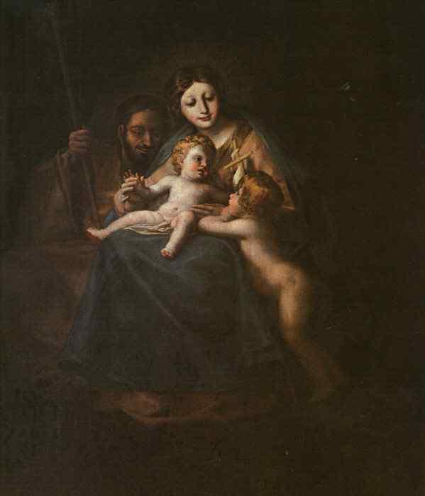 Francisco José de Goya Y Lucientes Goya - A Sagrada Família