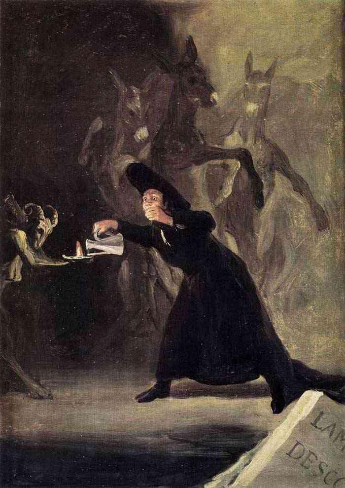 Francisco José de Goya Y Lucientes Goya - O encantador