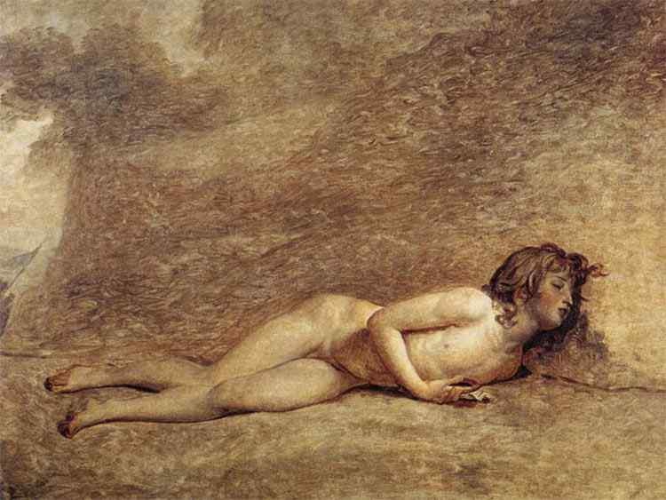 Jacques-Louis David - A morte de Bara