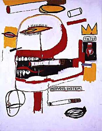 Jean-Michel Basquiat - Tabaco