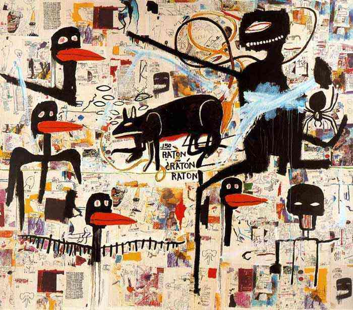 Jean-Michel Basquiat - Tenor