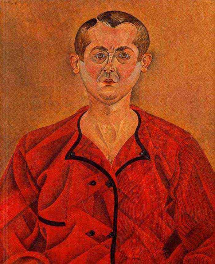 Joan Miró - Auto-retrato
