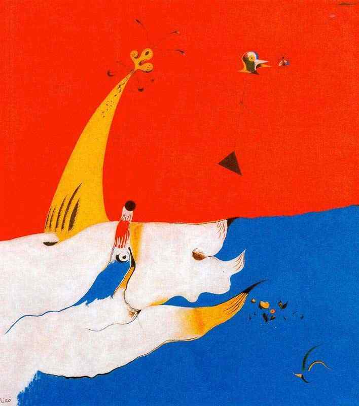Joan Miró - Paisagem
