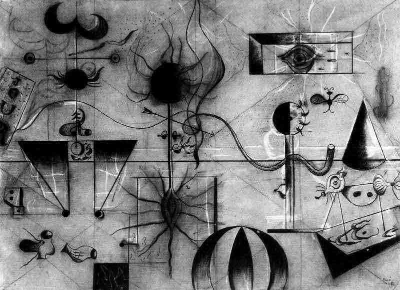 Joan Miró - A Família