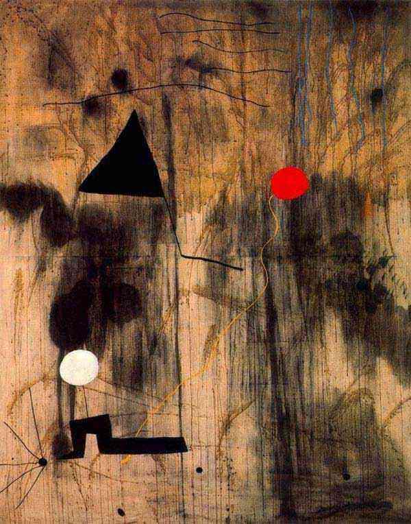Joan Miró - O nascimento do mundo