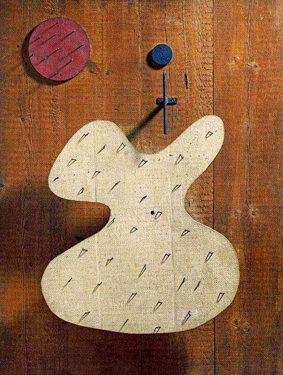 Joan Miró - Construção