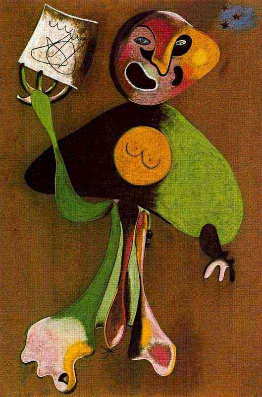 Joan Miró - Cantor de ópera
