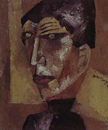 Lasar Segall - Auto-retrato II