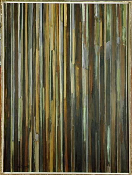 Lasar Segall - Floresta crepuscular
